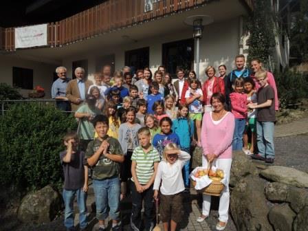 CDU Arbeitskreis Soziales und Gesundheit beim Besuch des djo-Landesheim Poppenhausen