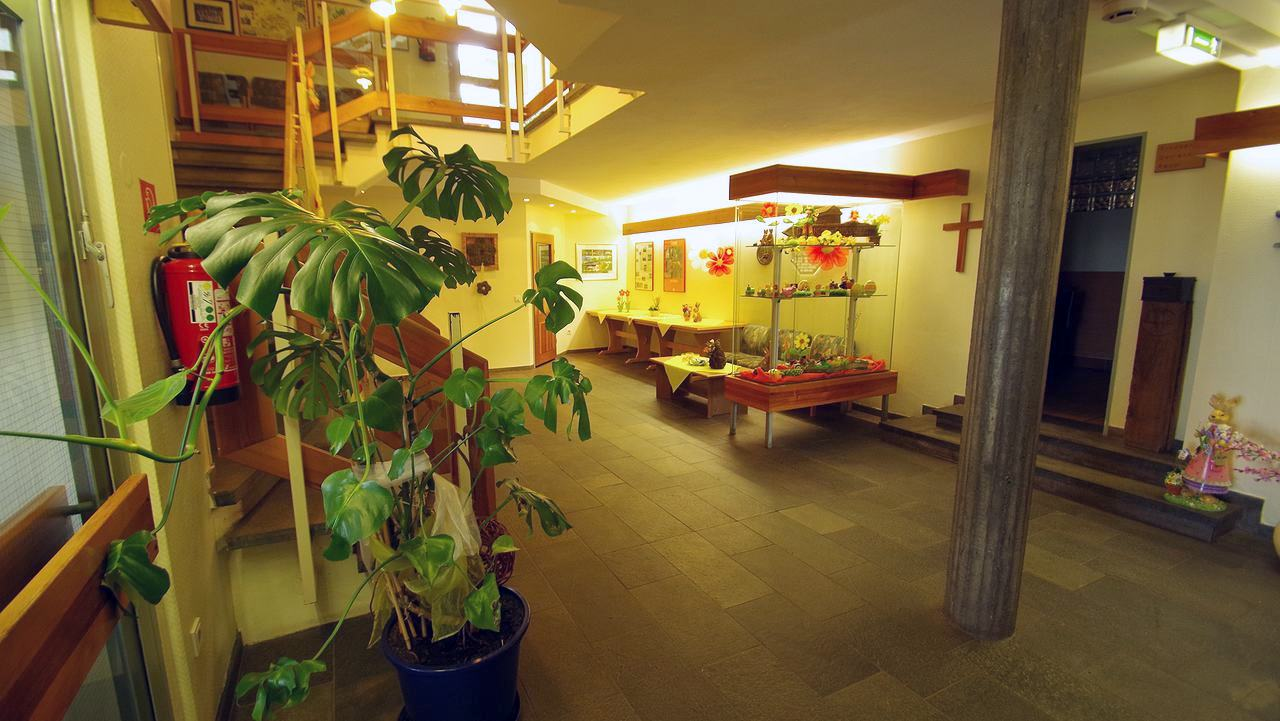 Eingangsereichs des DJO-Landesheim