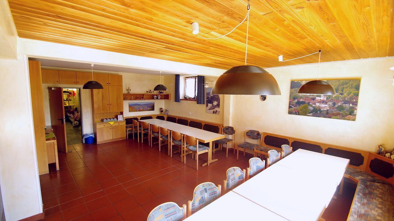 Fotos vom Raum Poppenhausenpenhaus