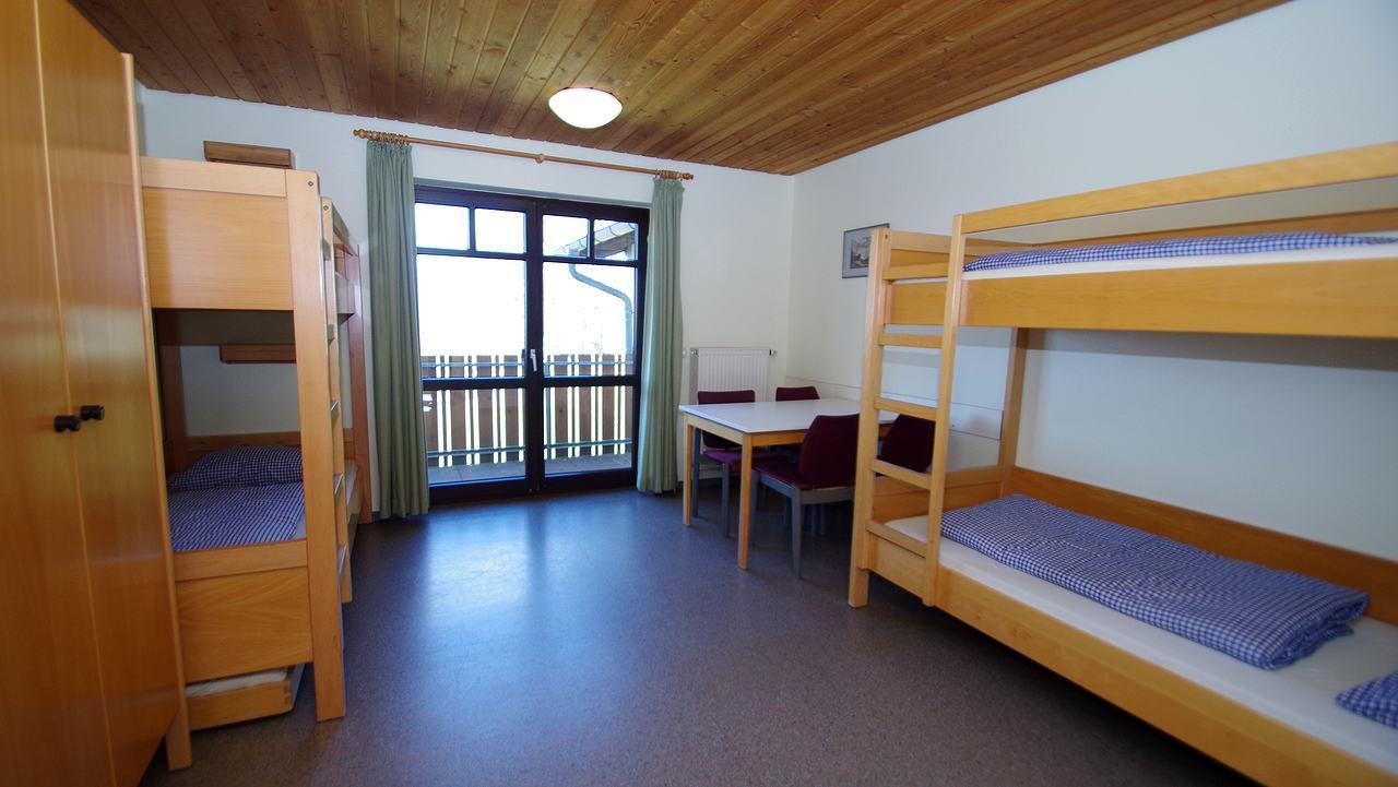 6-Bettzimmer im Obergeschoss